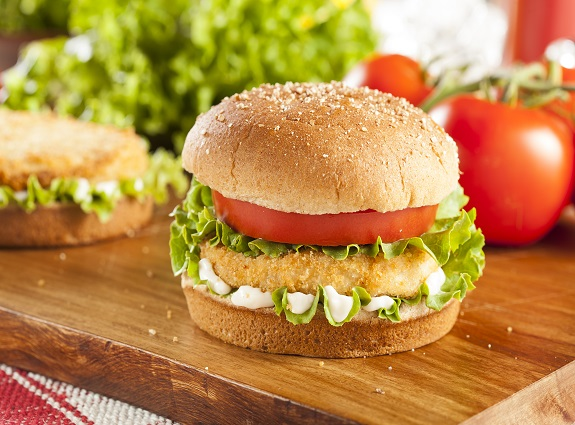 cach lam hamburger ga 2
